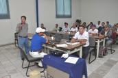EXTENSIONISTAS CAPACITAN A CONSULTORES DE SEGURIDAD ALIMENTARIA