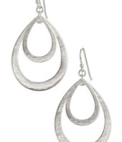 Lakin teardrop earrings - $27.30
