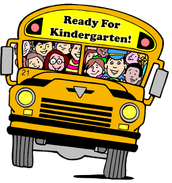 Kindergarten 2016-2017 - We are getting ready now!