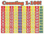 Want to join the 100th Club!  Practice counting to 100!