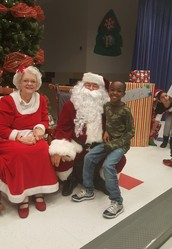 I love santa he his the best santa.