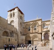 Christian holy city/ place