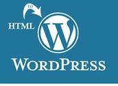 Design to Wordpress