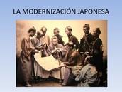 LA MODERNIZACIÓN EN JAPON