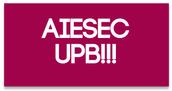 Felicitaciones AIESEC UPB!