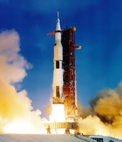 The Apollo 11 Rocket