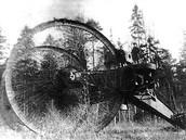 The Russian Tsar tank