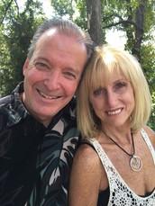 TERRI & GLEN DAVIS, GOLD WELLNESS ADVOCATES -