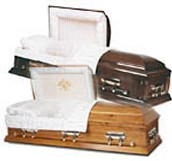 Caskets and Vaults