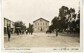 בית הכנסת הגדול בשנות ה- 20