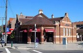 Croydon post office