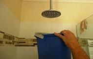 Bucket Under The Shower