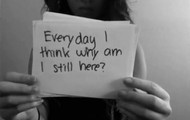 everyday someone feels this way.