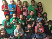 2nd Grade UIL Winners and Participants