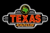My favorite restaurant is Texas Road House.