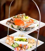 Dinner at Essence Restaurant at Melbourne Marriott