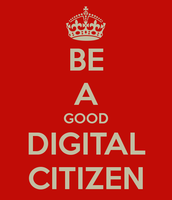 ways to become a good digital citizen