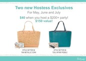New Hostess Exclusive for May, June and July!!!
