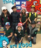 1st grade- Hat Day