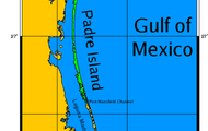 Padre Island-geographic feature