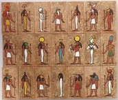 The gods of the Egyptians and there importance