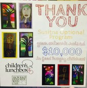 Susitna Optional is making a difference in the Anchorage community!