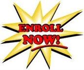 REMEMBER!  RE-ENROLLMENT AND NEW STUDENT REGISTRATION THIS MONTH!