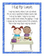 Cafeteria PBS Lessons