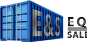 Outdoor Storage Sheds, Storage Containers Sales - E & S Sales & Surveying
