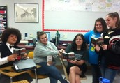 Join the best book club in the school!