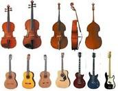 Uniqe String Instruments