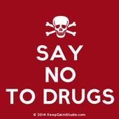 DRUGS KILL!!!!!!!!
