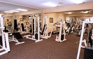 State of the art FITNESS CENTER!