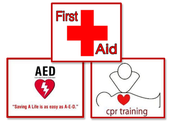 CPR, First-Aid and AED Training