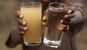The differences of Clean and Dirty Water!