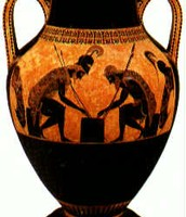 Ancient Greece Art : Vase from Athens