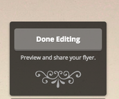 "3. Click on ""Done Editing"""