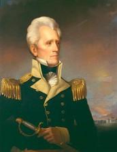 Andrew Jackson - War Hero