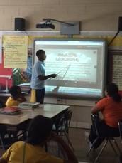"Teaching & Learning Through Technology ""Emaze"" - Mr. Murphy's Social Science Class"