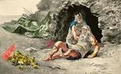 Beowulf dies