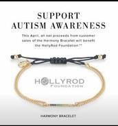 Harmony Bracelet for HOLLYROD FOUNDATION