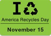 What is America Recycles Day?