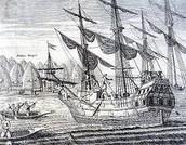 Pizzaro's boat