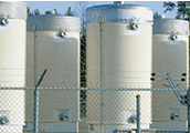 Air Tight Concrete / Steel Containers
