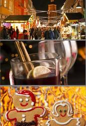 Julmarknad i Berlin: Weihnachtsmarkt in Berlin