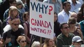 Canadian citizens wanting to help Syrian refugees faster