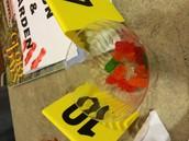 Half Full Cup of Gummy Bears