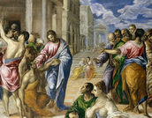 """""""The Miracle of Christ Healing the Blind"""""""