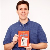 This book is made by Jeff Kinney