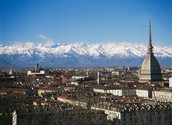 view of downtown Turin